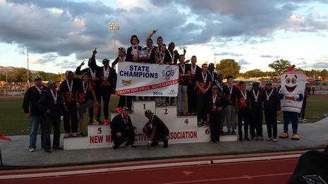 2015 STATE CHAMPIONS!